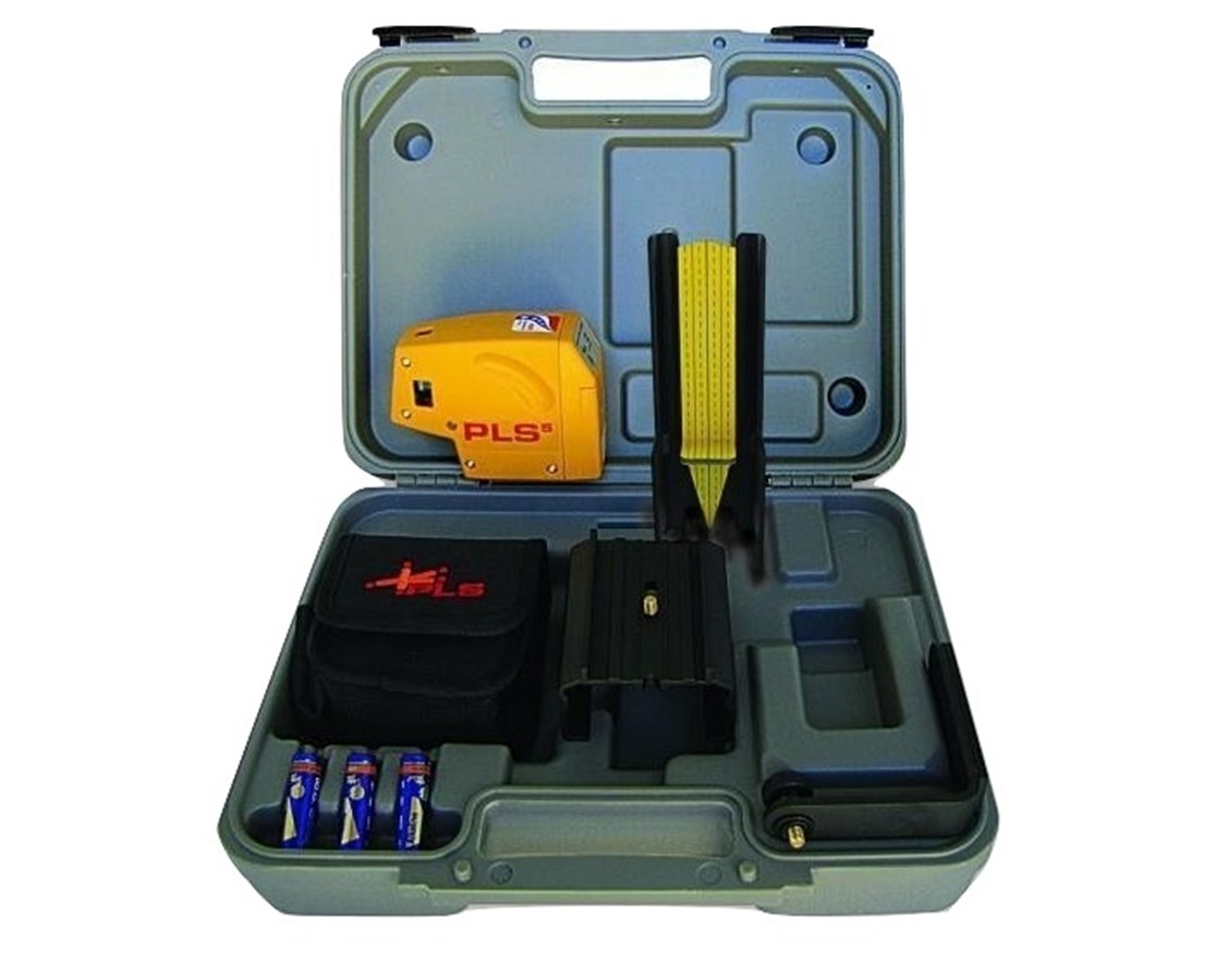 Pacific Laser Systems PLS5 Point Laser Level 60541