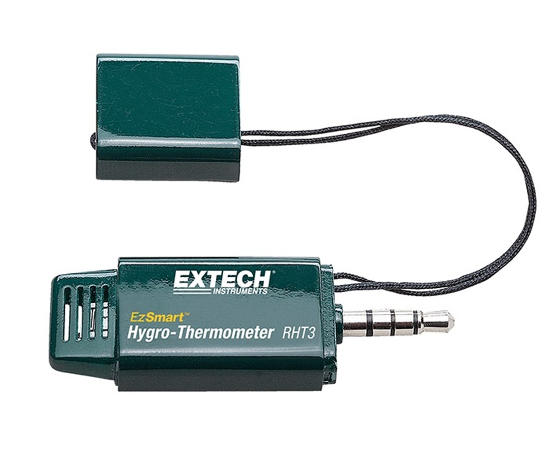 Extech EzSmart™ Hygro-Thermometer RHT3
