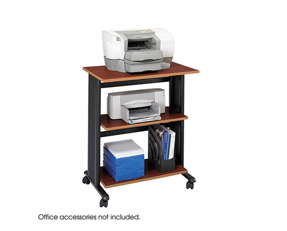 SAFCO1881-Muv™ Three Level Adjustable Printer Stand SAF1881