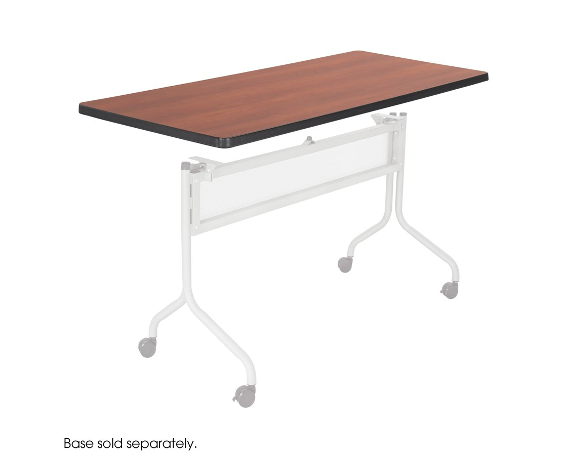 "SAFCO Impromptu® Mobile Training Table Rectangular Top 48""W x 24""D"