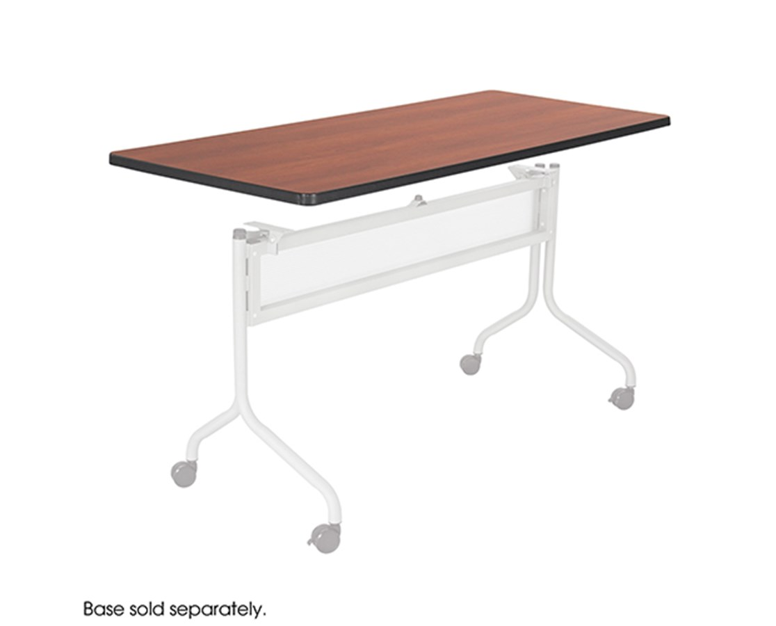 "SAFCO Impromptu® Mobile Training Table Rectangular Top 60""W x 24""D"