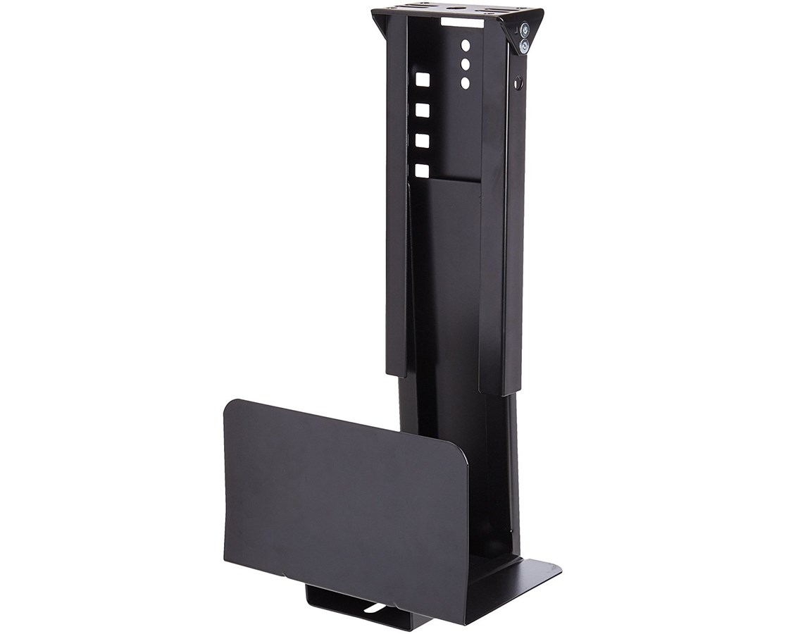 Safco Ergo-Comfort Fixed-Mount CPU Holder SAF2176