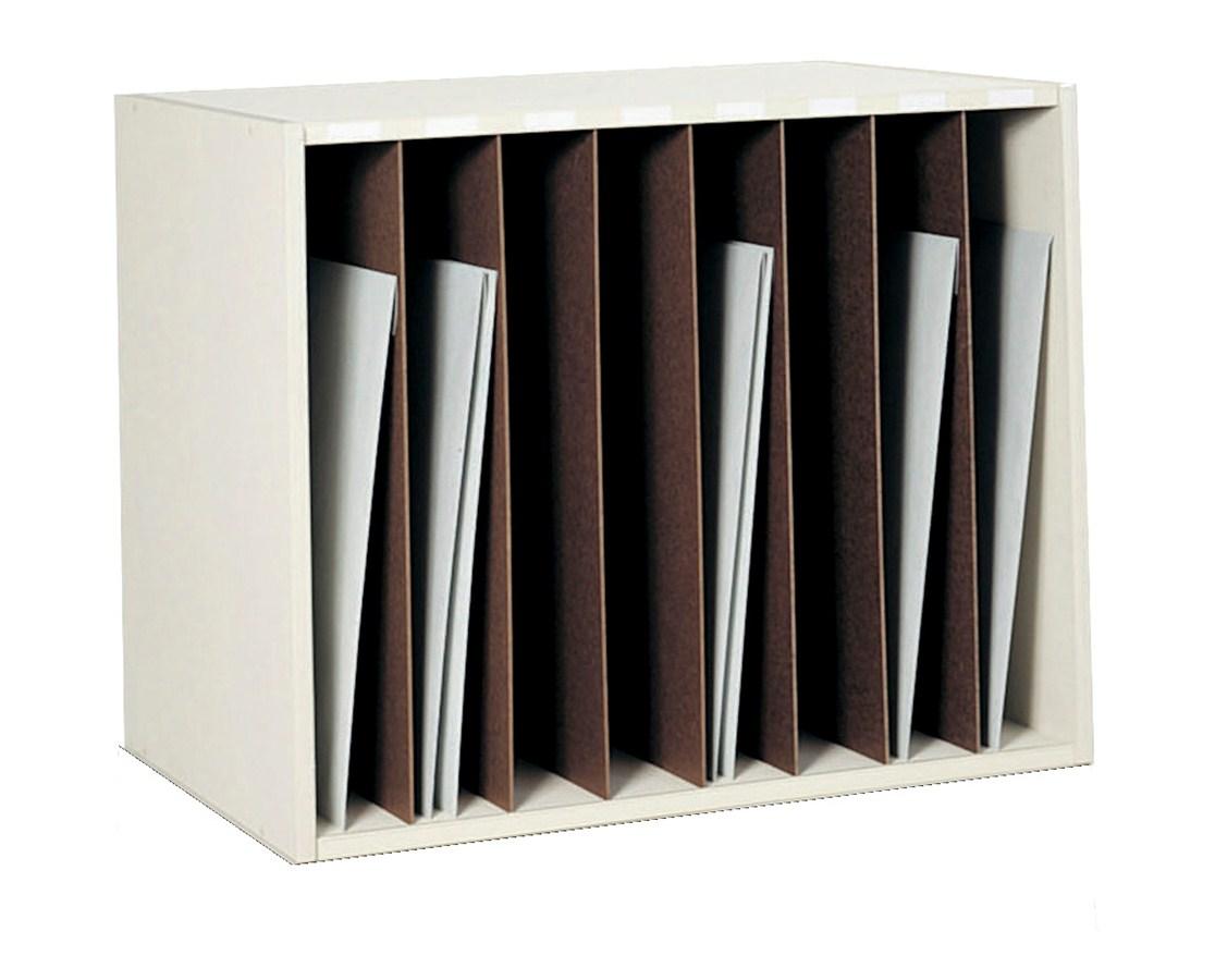 Safco Vertical Storage Shelf 3030