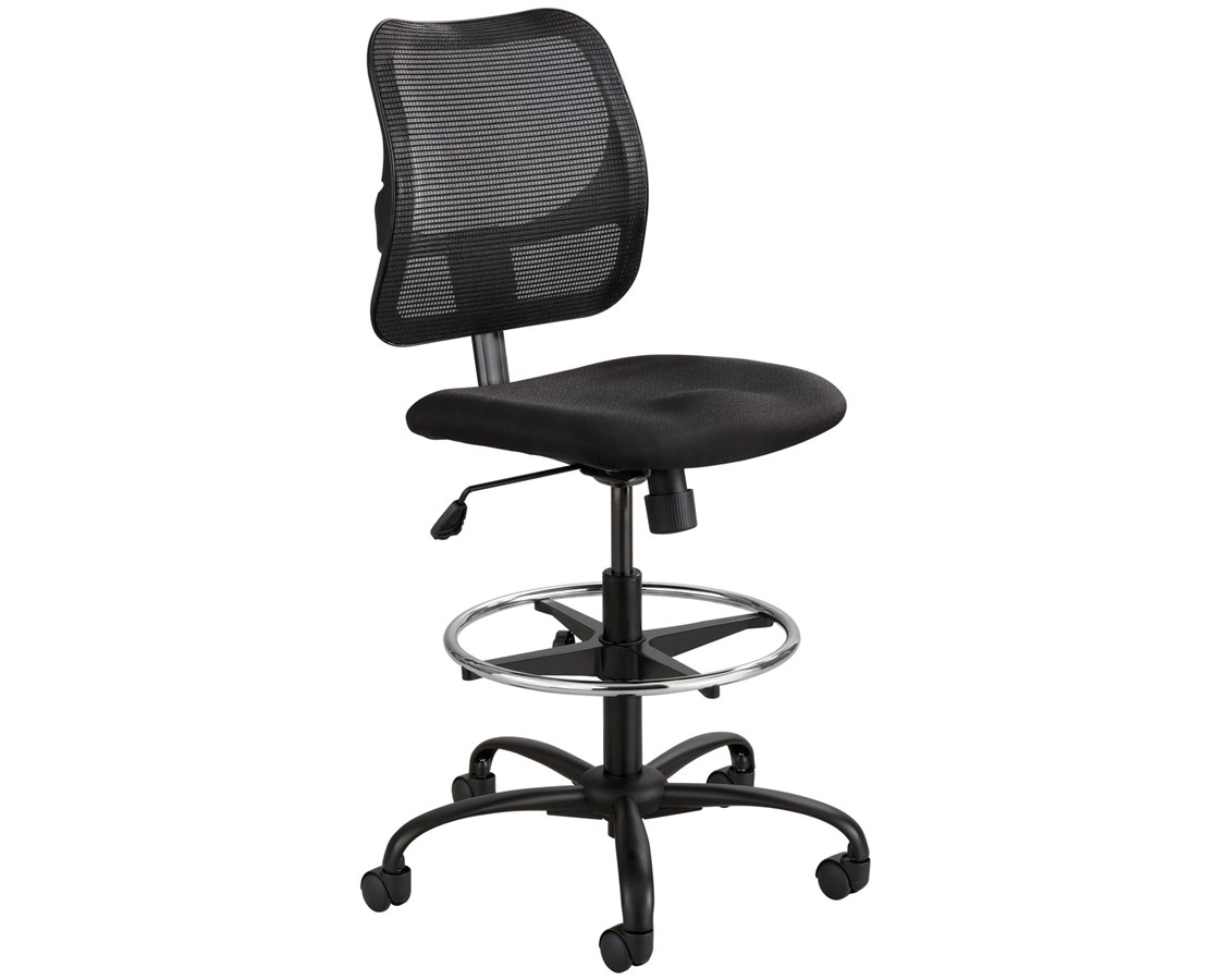 Safco Vue Extended Height Mesh Chair 3395BL
