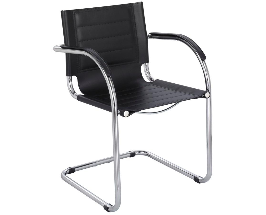 Safco Flaunt Guest Chair SAF3457BL-