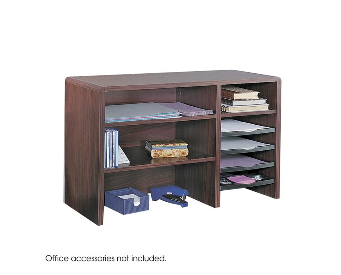 "SAFCO 29""W Compact Desk Top Organizer SAF3692"