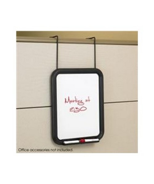 Safco PanelMate Dry-Erase Markerboard (Qty. 6) Charcoal SAF4158CH