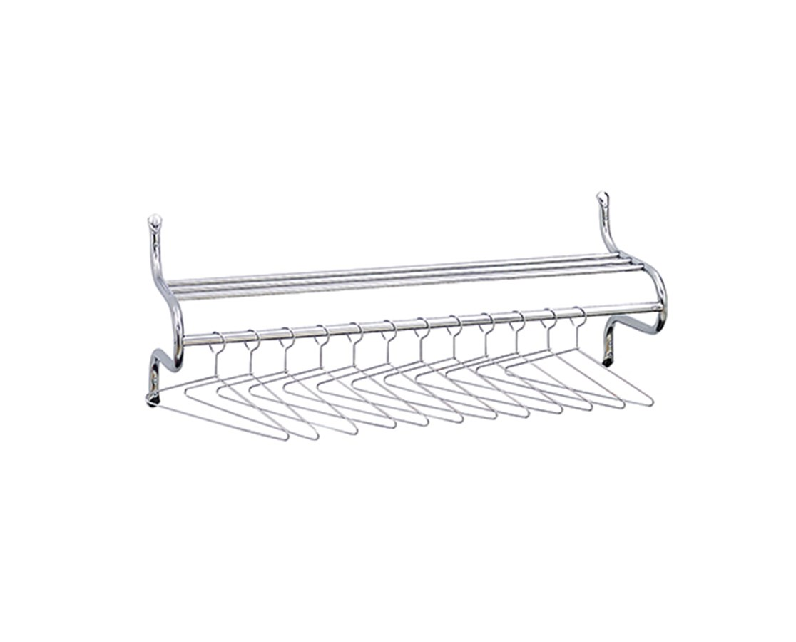 "SAFCO4164-48""W Shelf Rack with Hangers SAF4164"