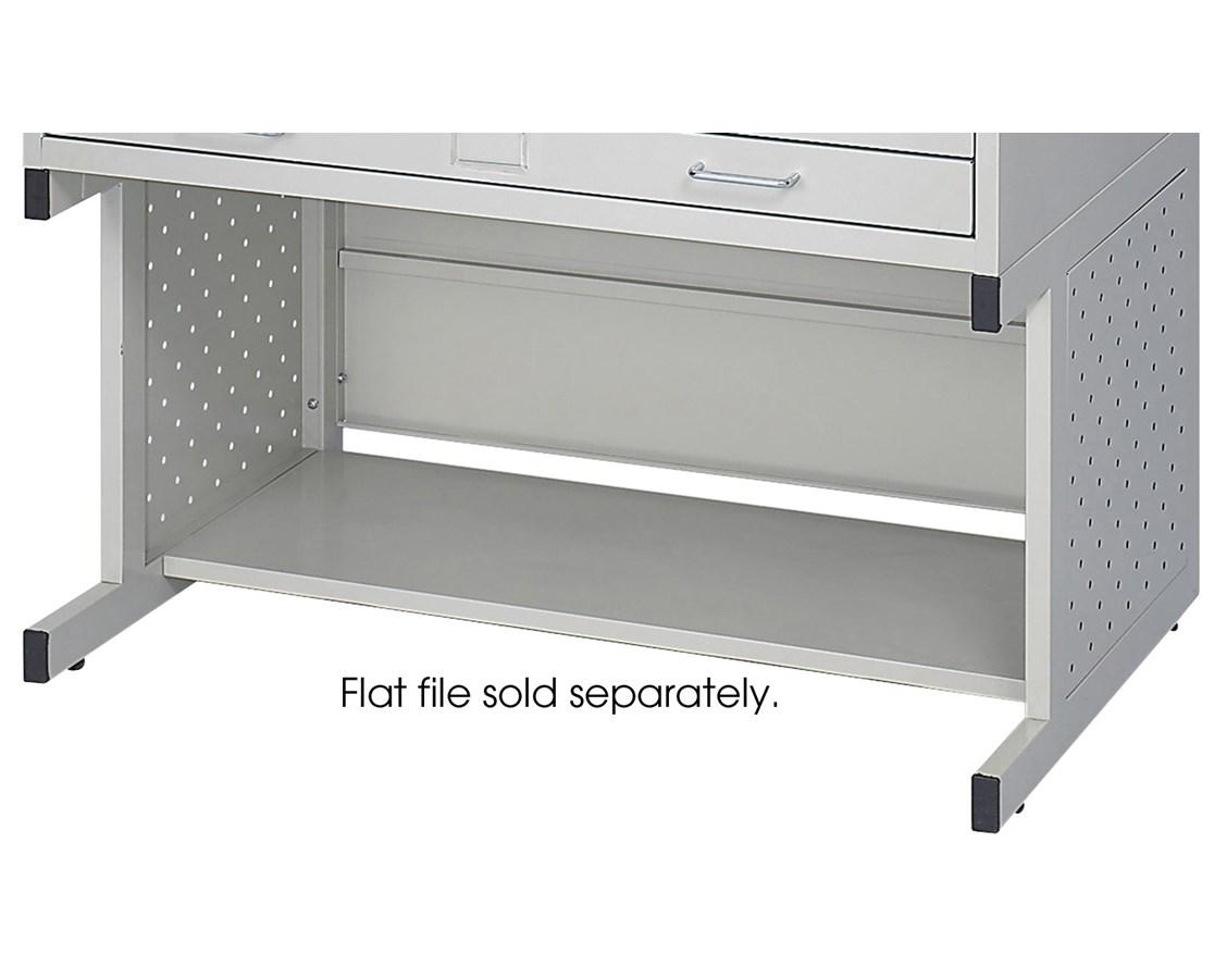 Safco High Base For Facil Flat File SAF4971LG-
