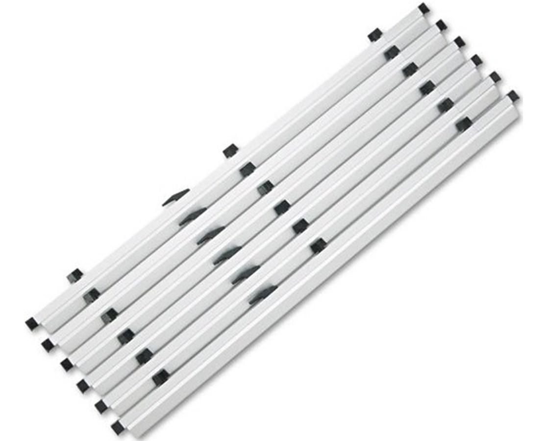 Safco Standard Hanging Clamps (Qty. 6) SAF50026-
