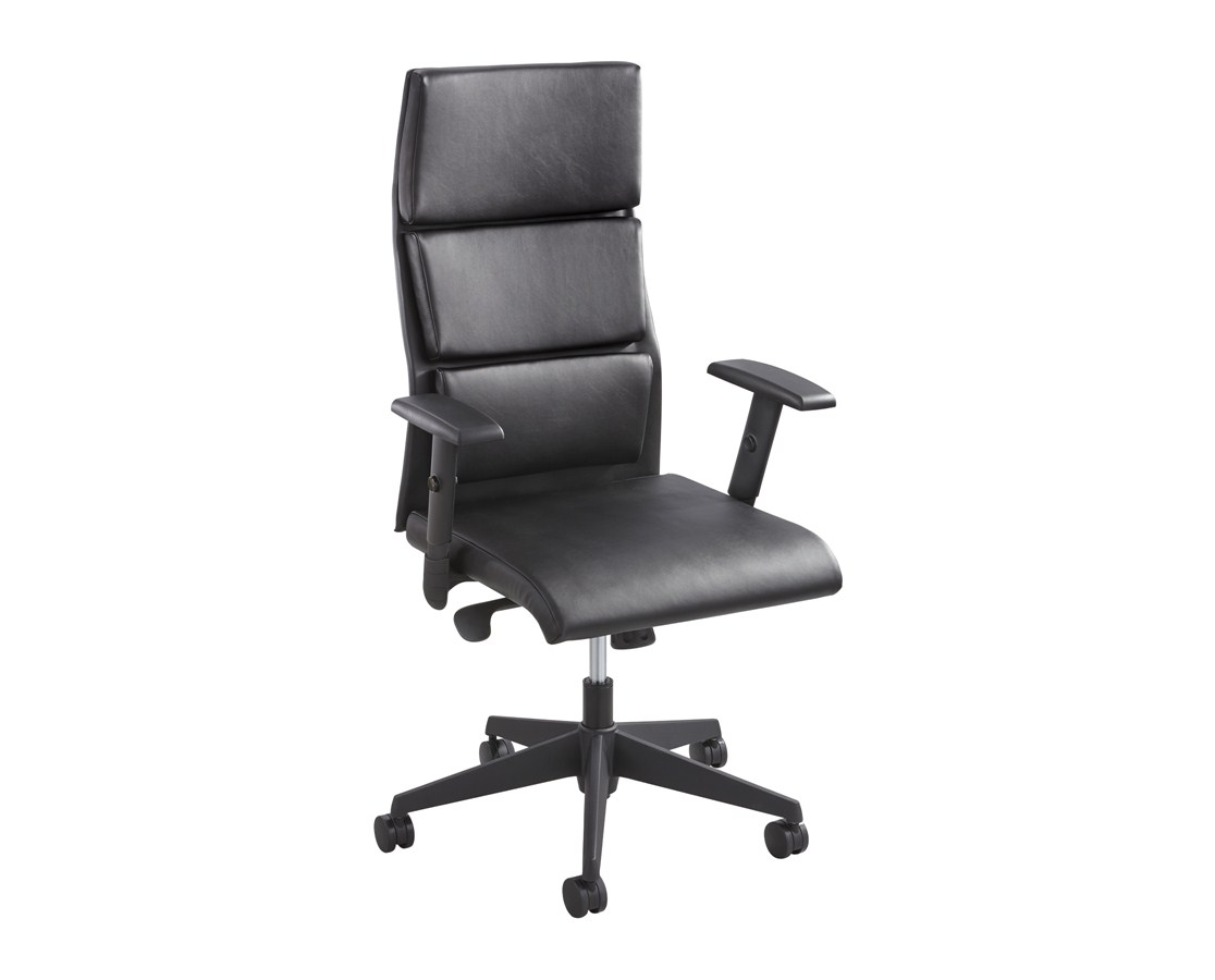 Safco Tuvi High Back Executive Office Chair 5070BL