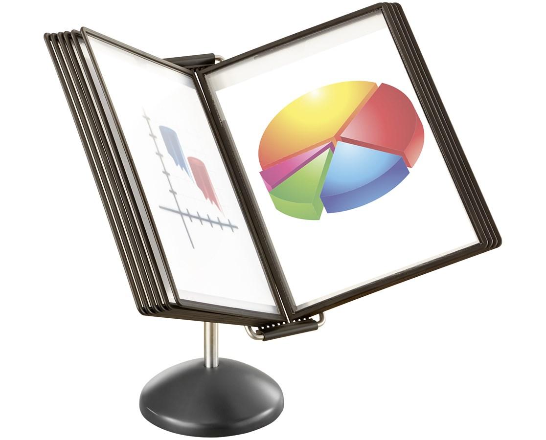 Safco Desktop Reference System SAF6175BL