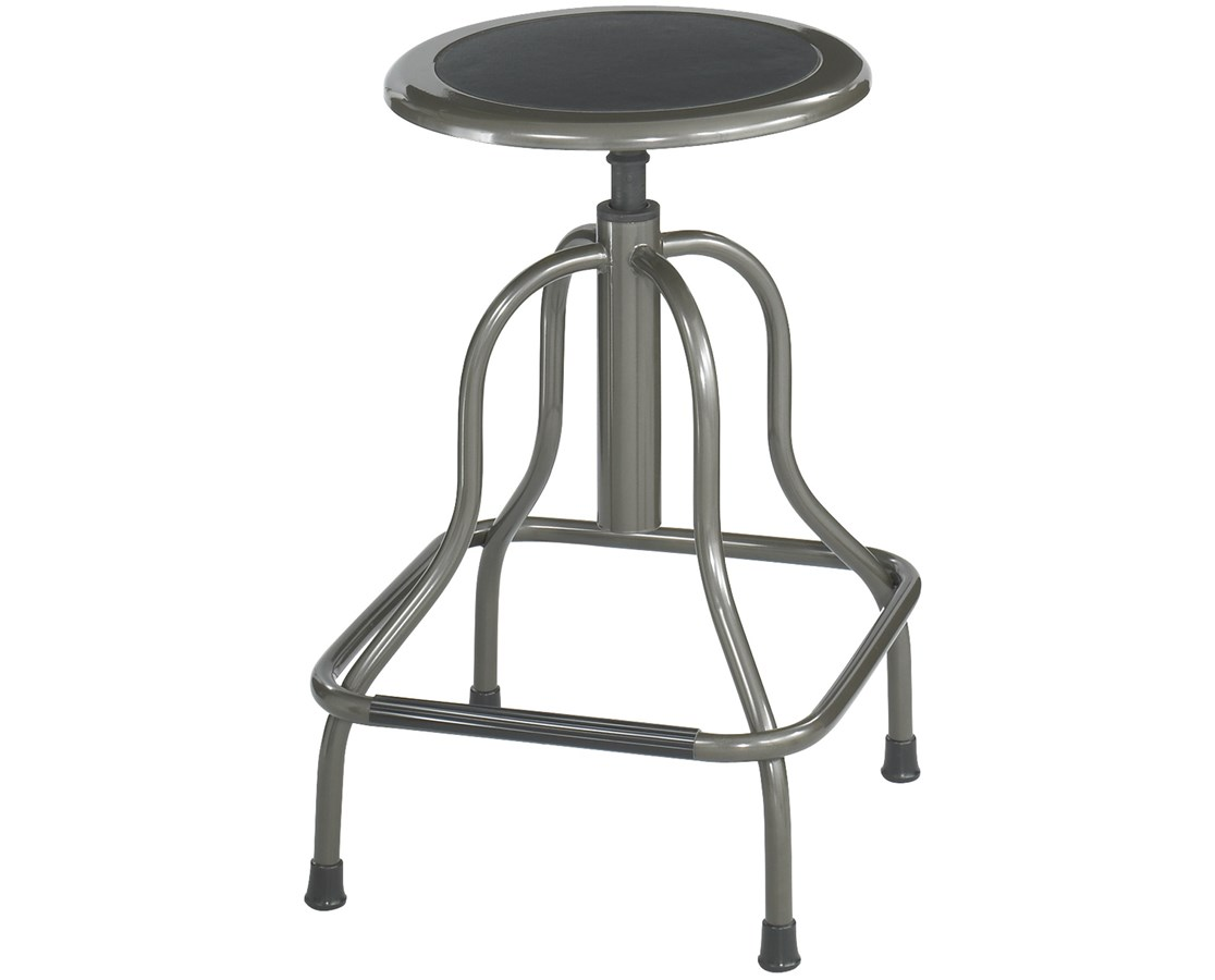 Safco Diesel Industrial High Base Steel Stool 6665