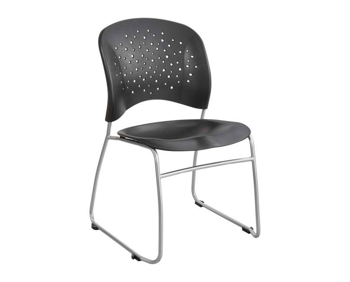 Safco Reve Guest Chair (Qty. 2) SAF6804BL-