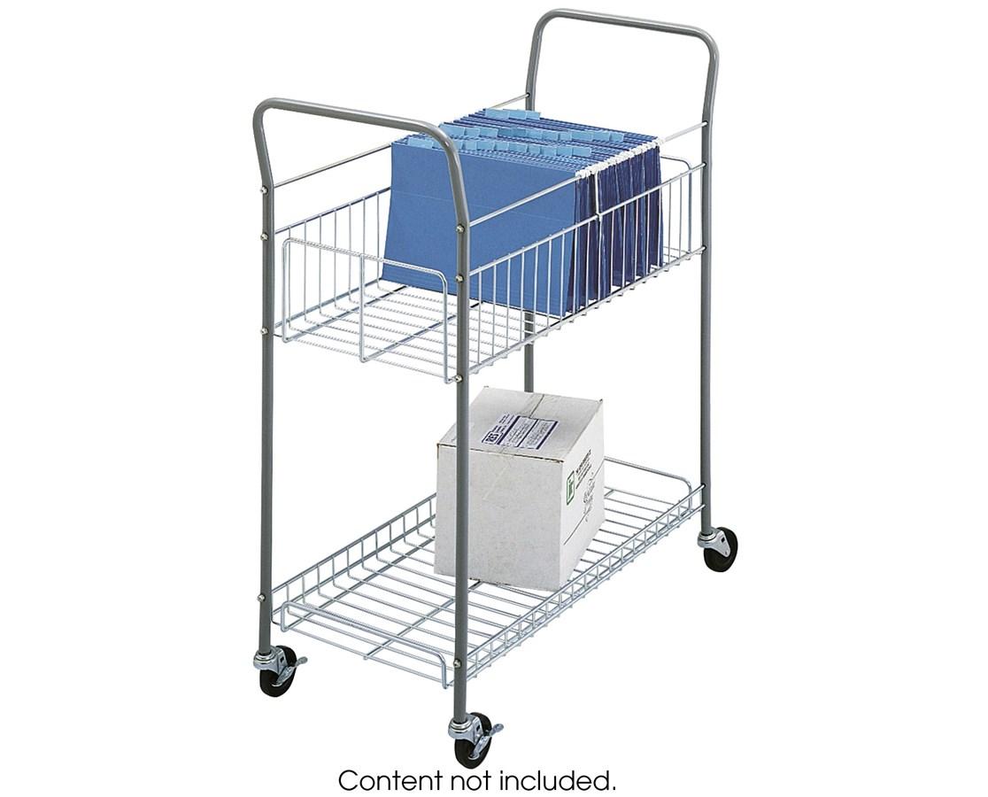Safco Economy Mail Cart SAF7754