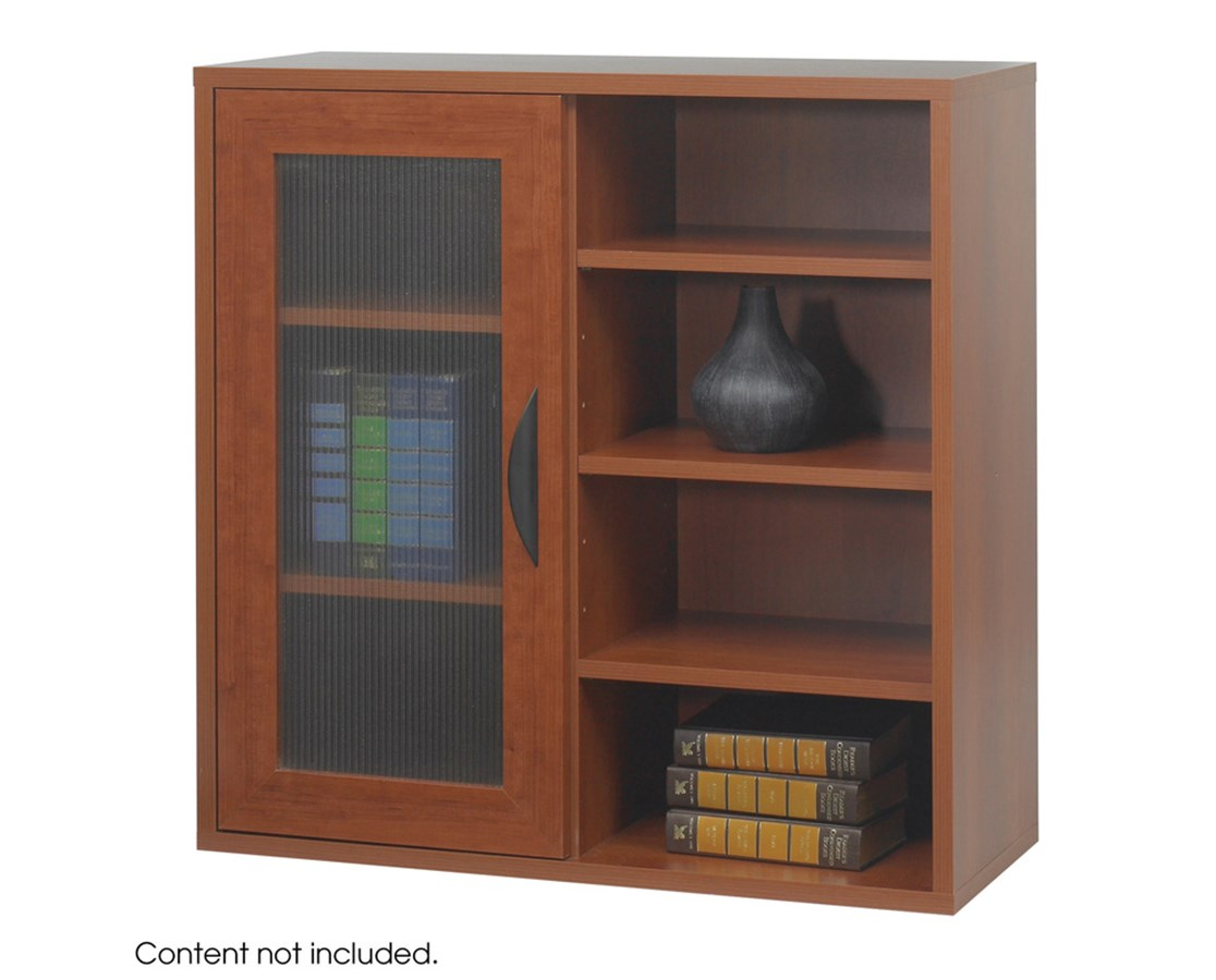 SAFCO9444-Après™ Modular Storage Single Door/ Open Shelves SAF9444
