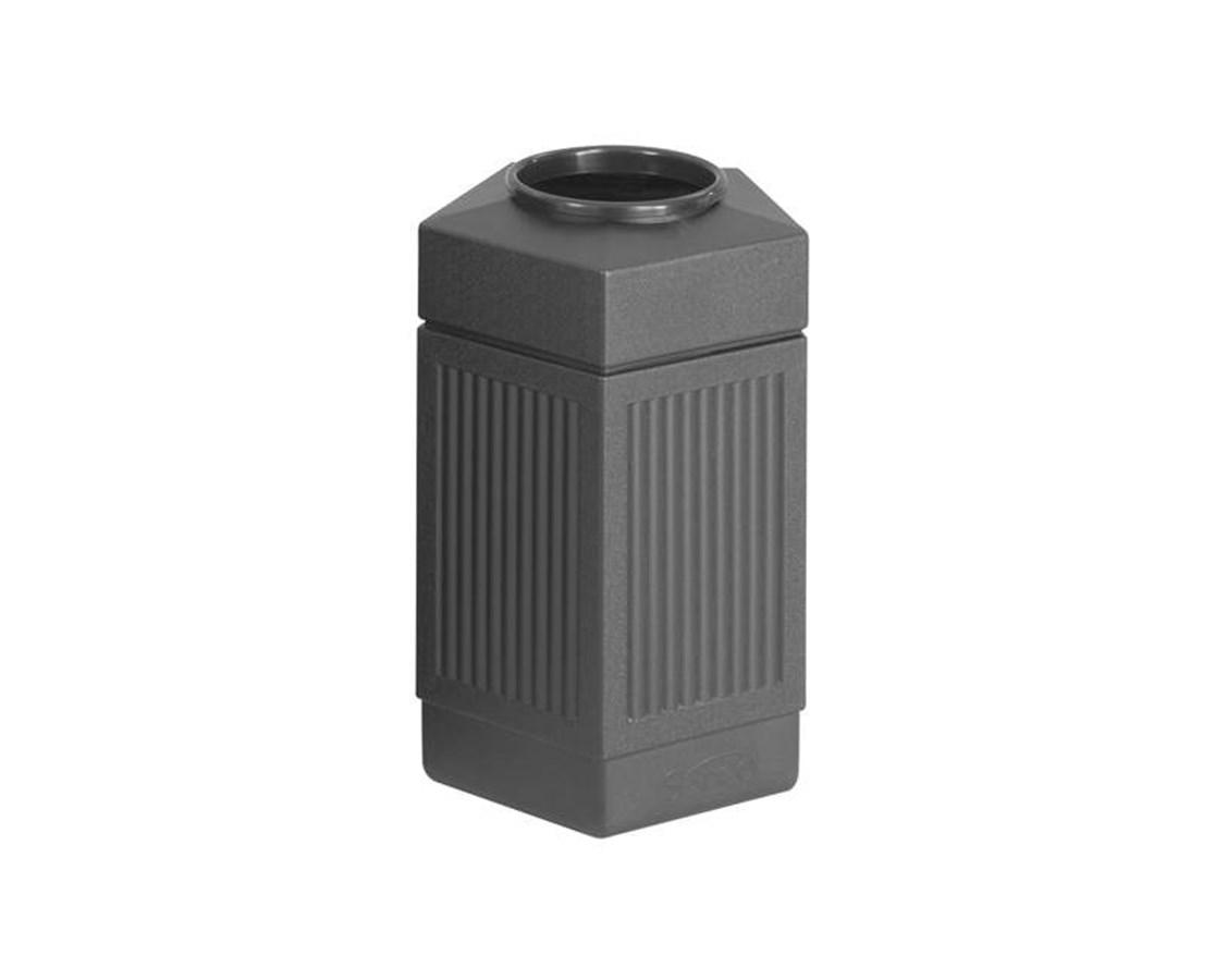 Safco Canmeleon Indoor/Outdoor Waste Receptacle SAF9485BL-