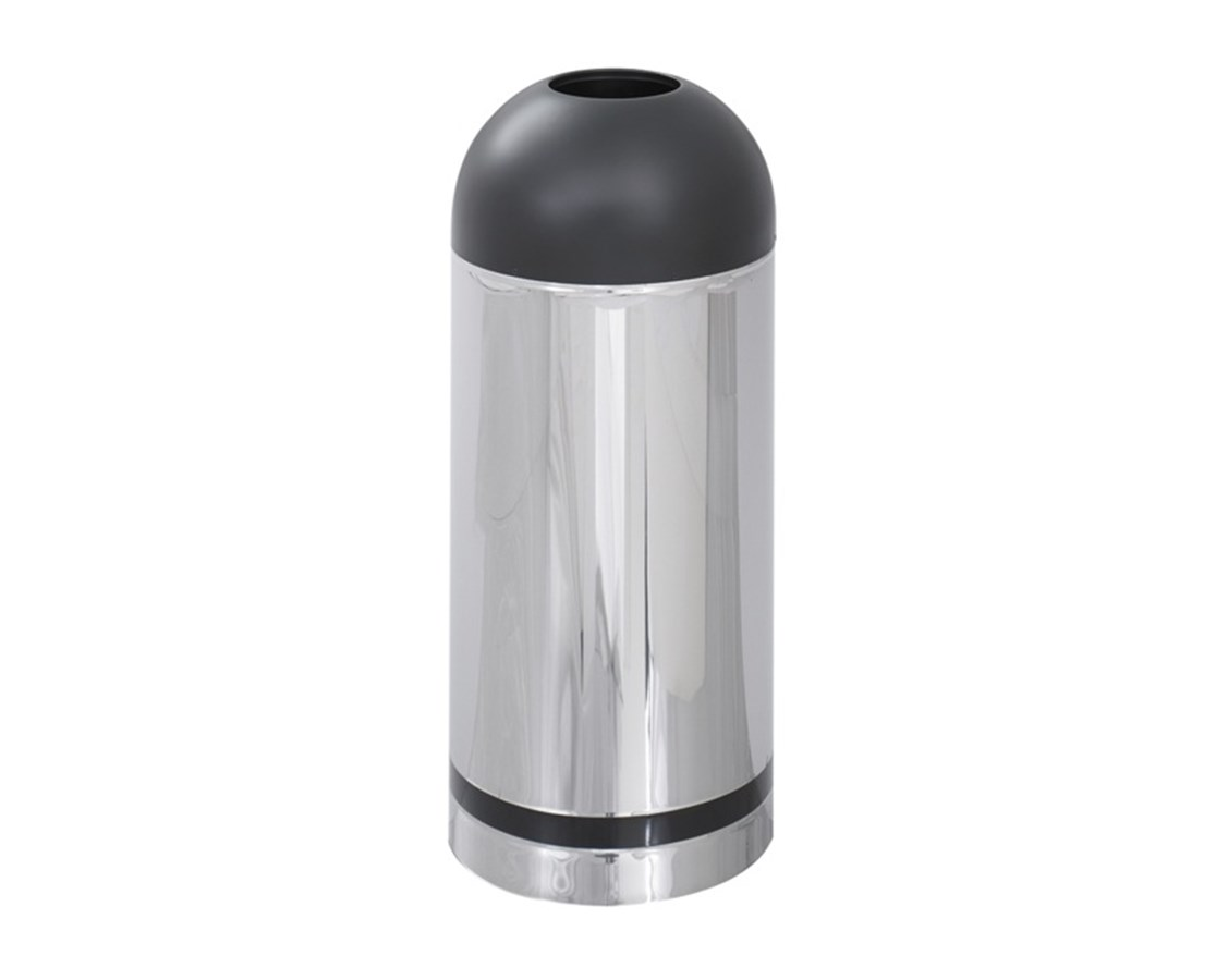Safco Reflections Top Dome Receptacle SAF9871-