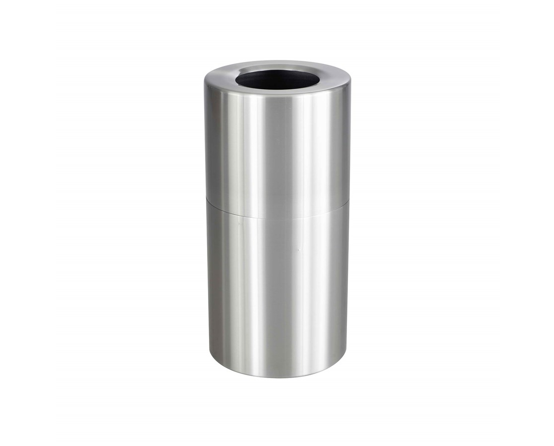 Safco Single Recycling Receptacle SAF9942SS