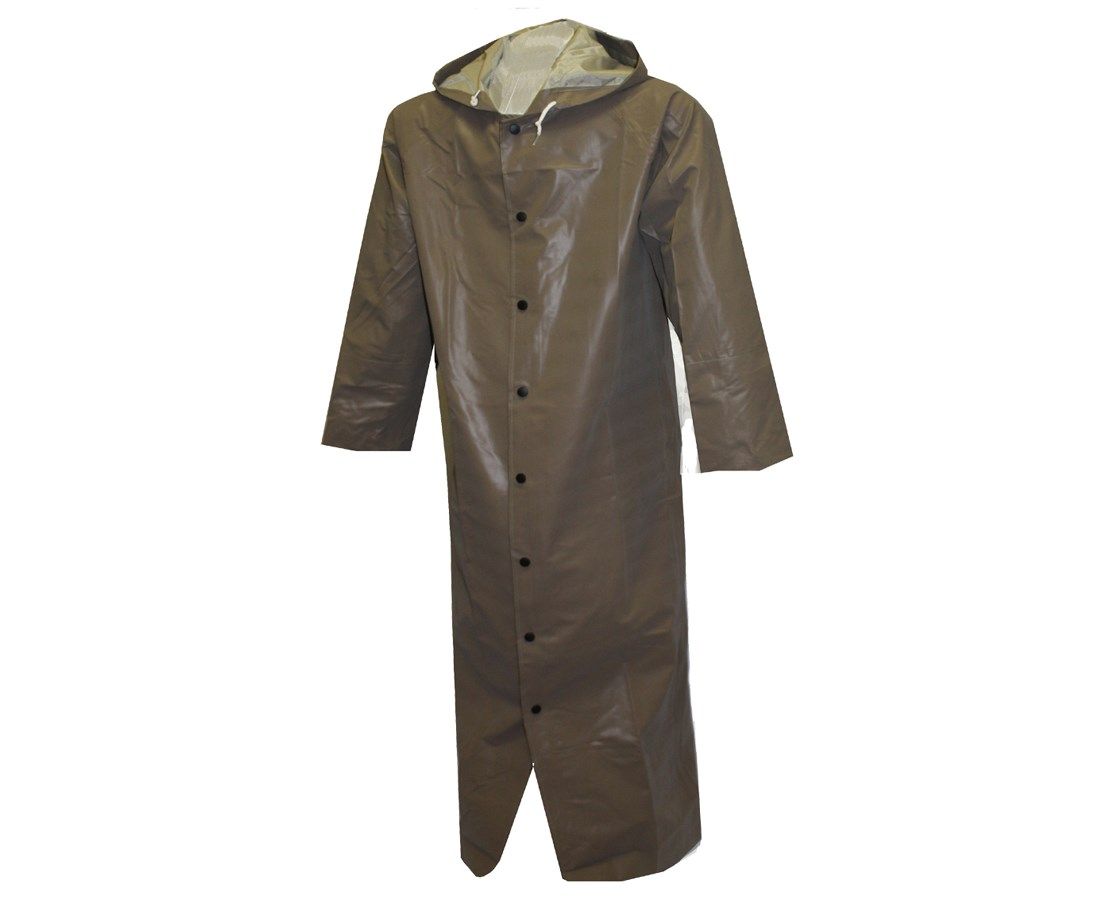 60 Inches Flame Resistant Liquidproof Coat C12168
