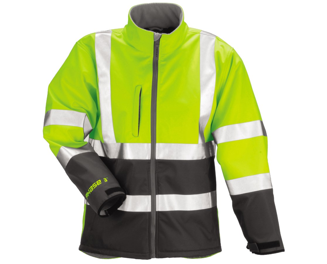 Phase 3 High Visibility Insulated Waterproof Jacket