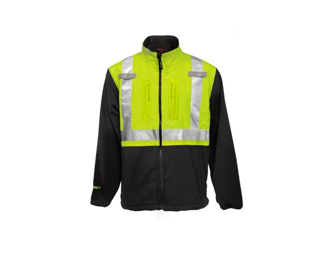 Phase 2 High Visibility Insulated Waterproof Jacket