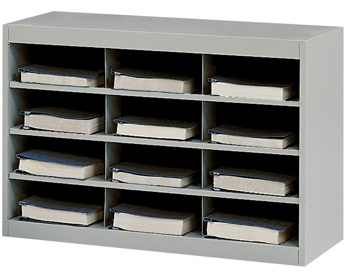 Safco Steel Literature Organizer SAFF9254GR