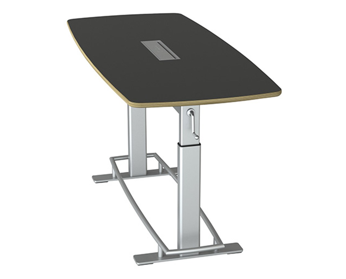 Safco Confluence Table by Focal Upright SAFFCT-78-