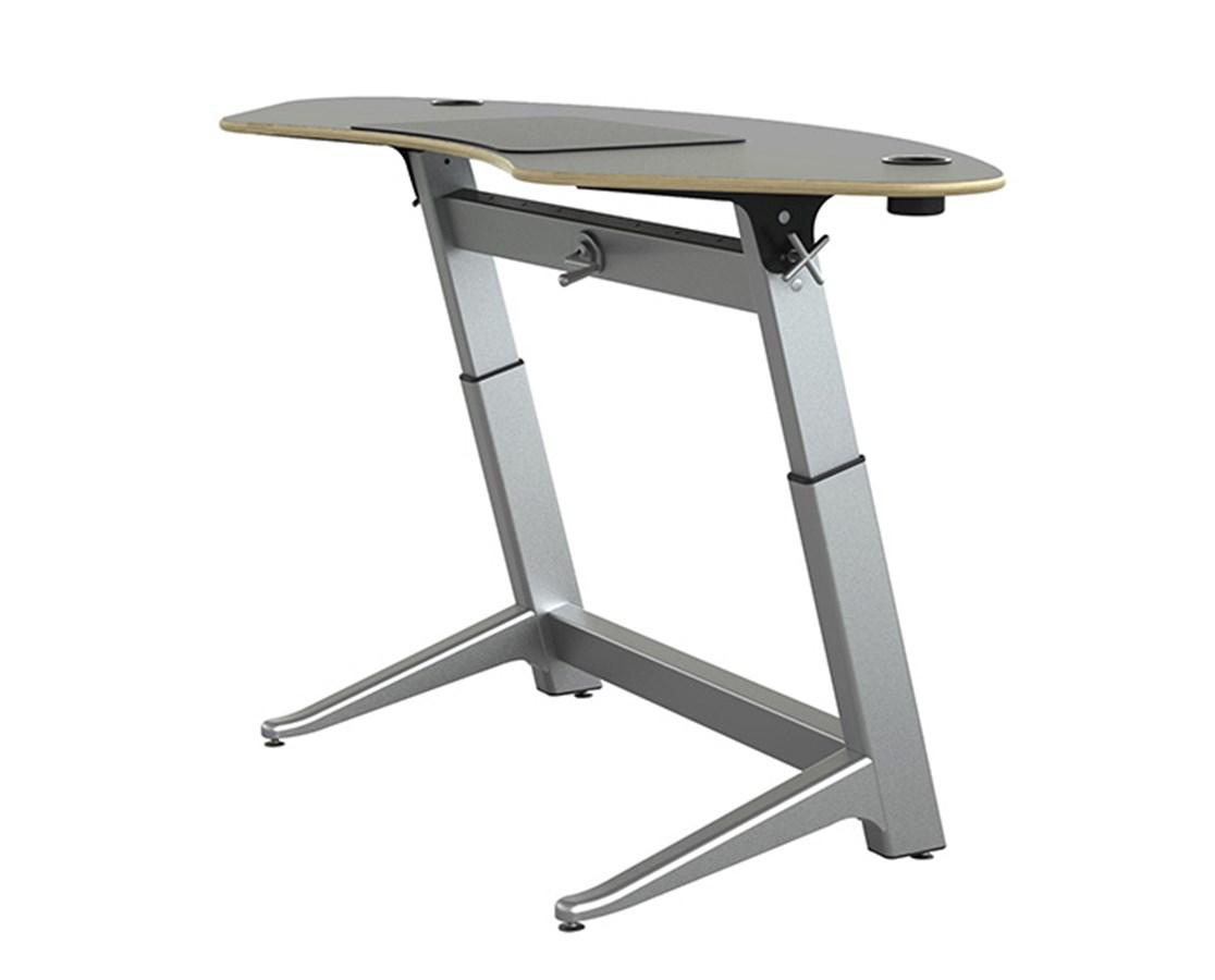 Safco Sphere Standing Desk by Focal Upright SAFLET-1000-