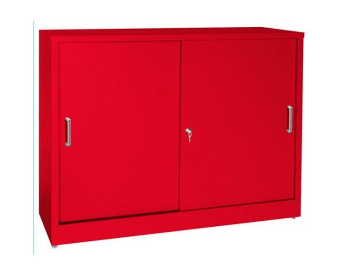 Sandusky Lee Elite Series Sliding Door Storage Cabinet SANBA1S361829-01