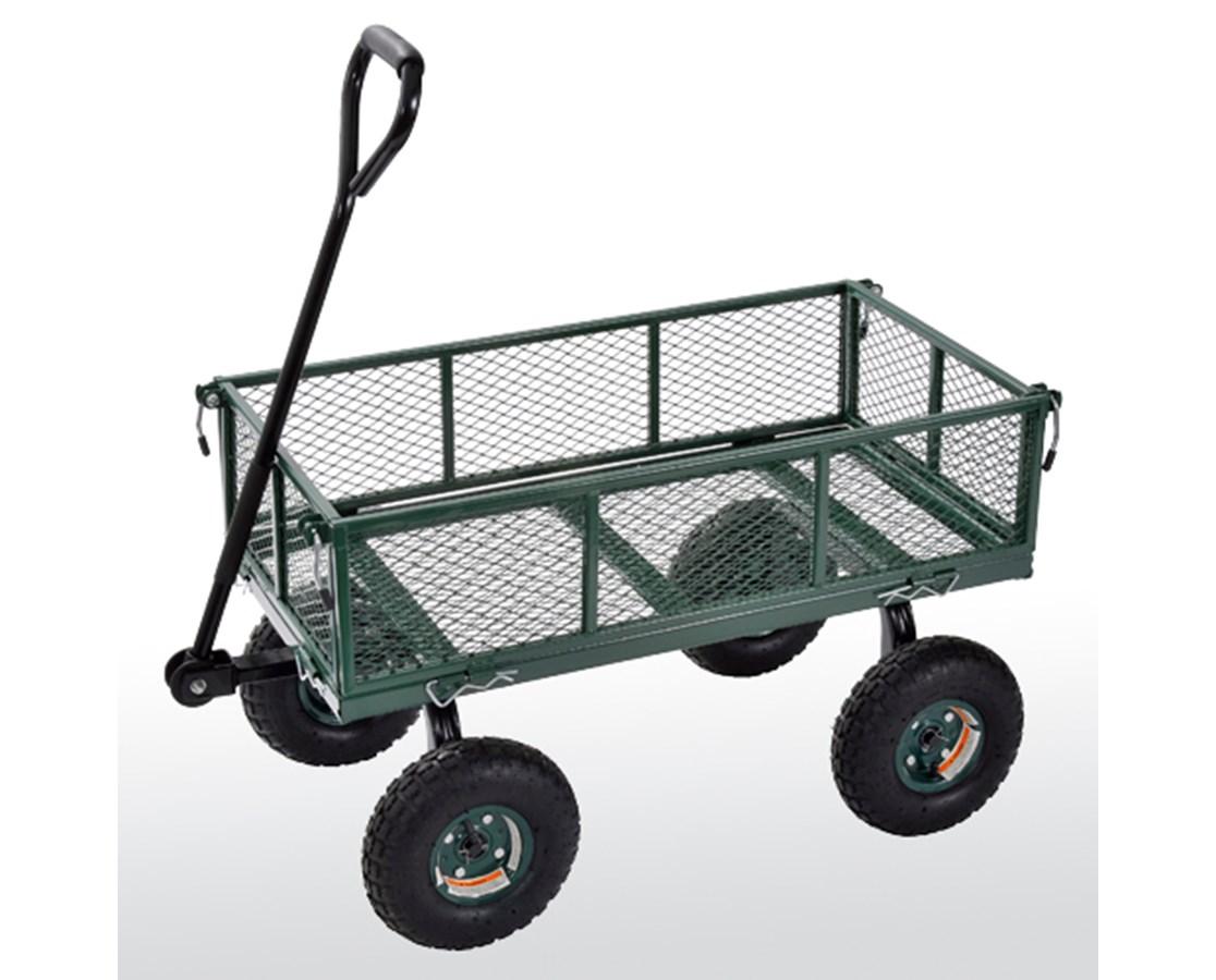 CW3418 Sandusky Lee 400 lb Capacity Steel Crate Wagon