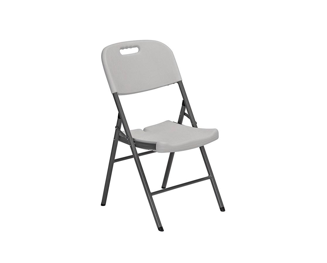 Sandusky Lee Folding Plastic Chairs (Pack of 4) SANFPC182035
