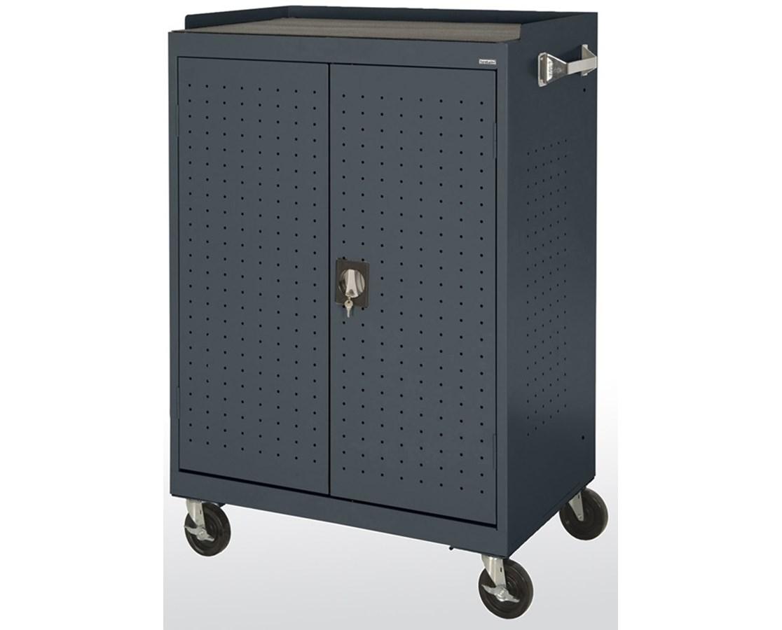 Sandusky Lee Mobile Laptop Security Cabinet SANMLS5236-02-