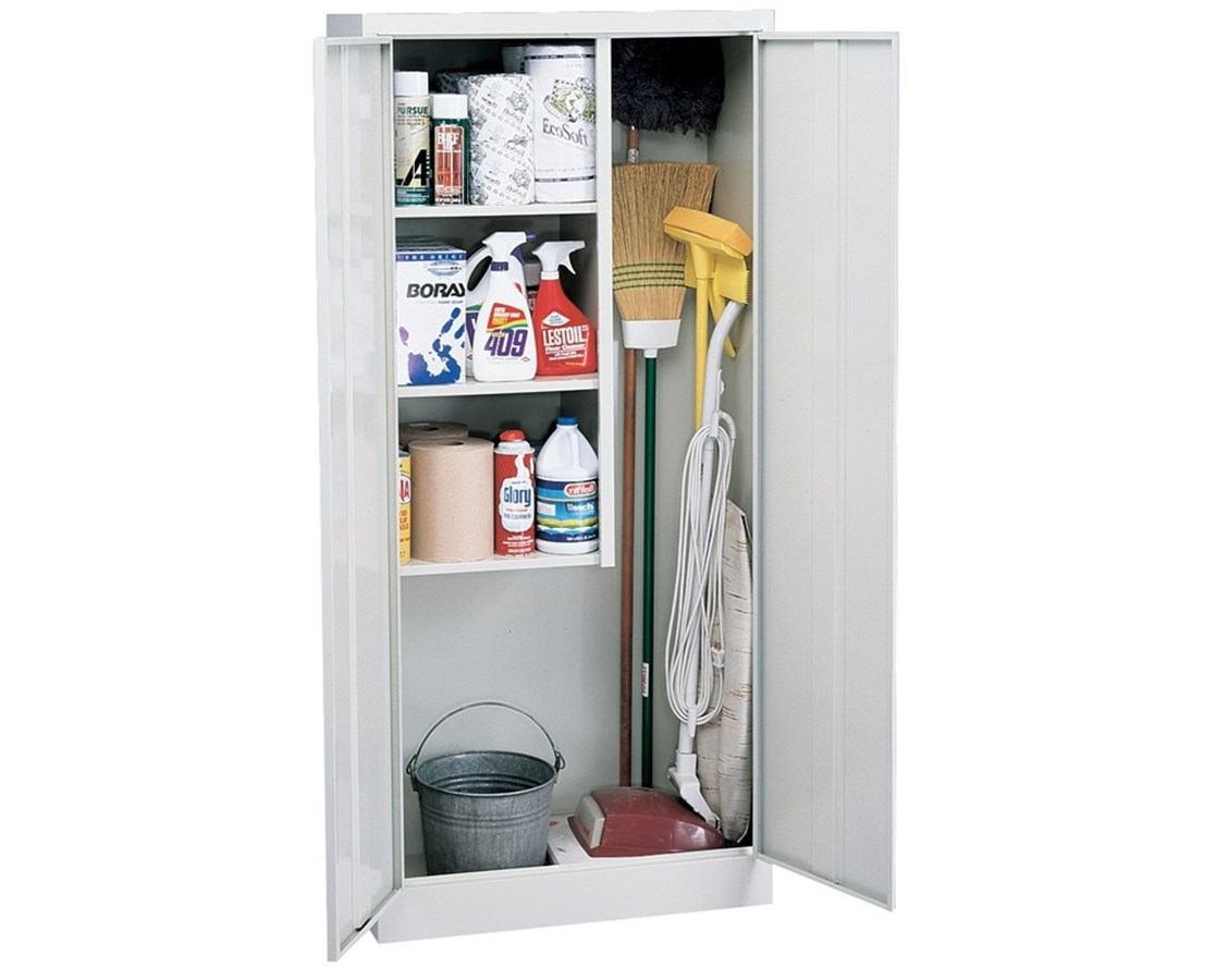 Sandusky Lee Classic Janitorial or Supply Cabinet SANVFC1301566-05