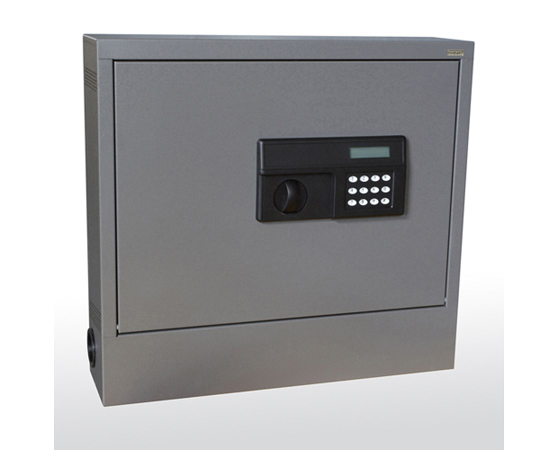 Sandusky Lee Wall Mount Laptop Security Cabinet SANWLAP2016-CHC-