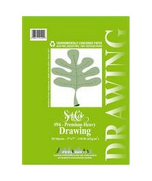 Premium Heavy Drawing Paper  30 Sheet SC940