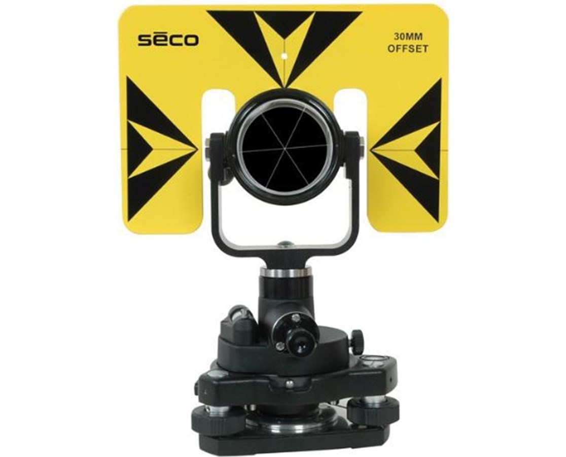 Seco Traverse Prism Kit SEC2159-04-BLK