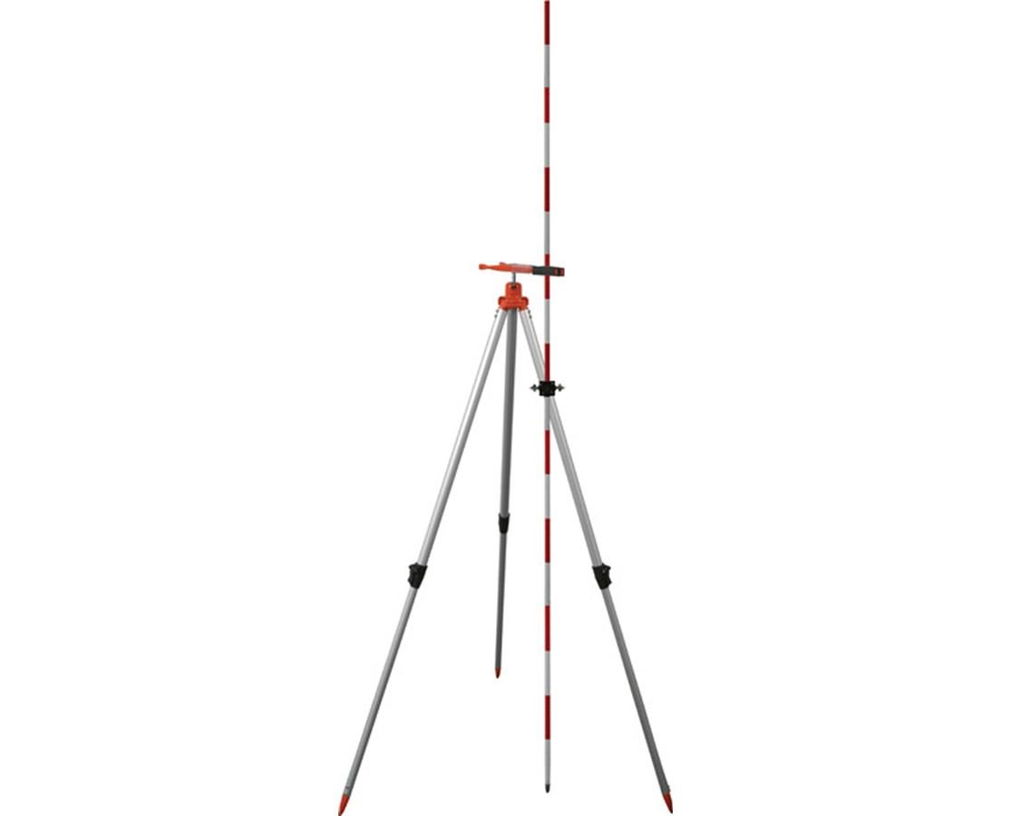 Alligator Clamp Prism Pole Tripod SEC5214-00