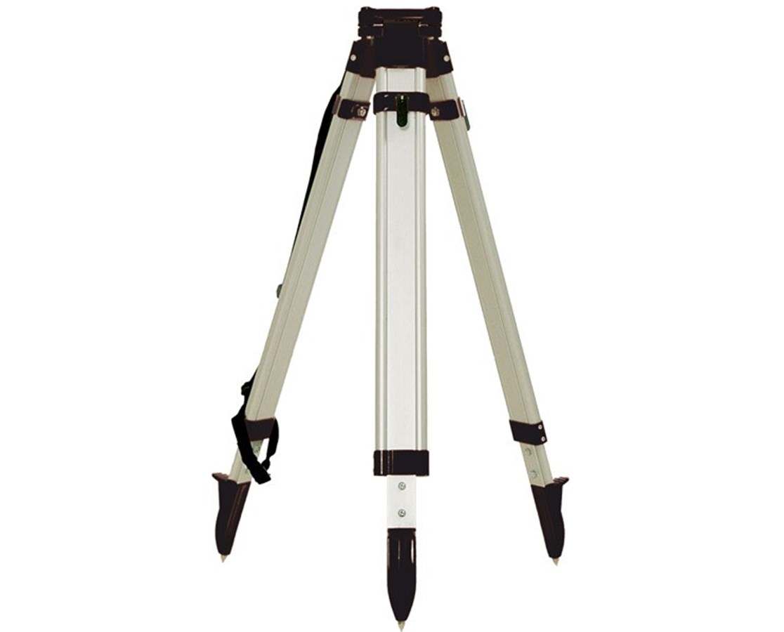Seco Aluminum Tripod with Round Legs and Quick Clamp SEC5301-21-BLK-