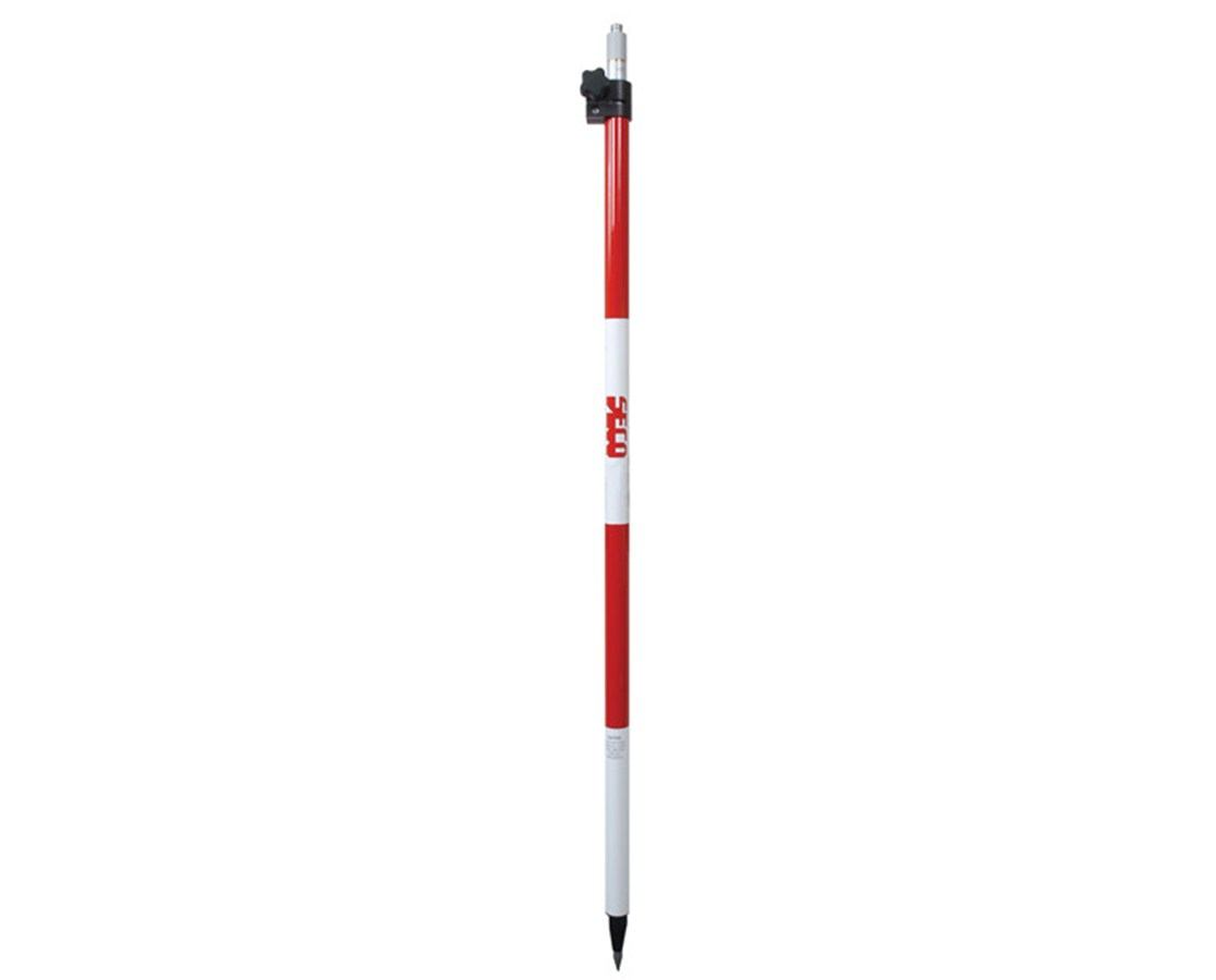 Seco 7-Foot Quick Change TLV Aluminum Prism Pole 5507-10
