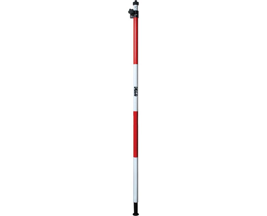 Seco 8.5-Foot TLV Fiberglass Prism Pole 5540-10