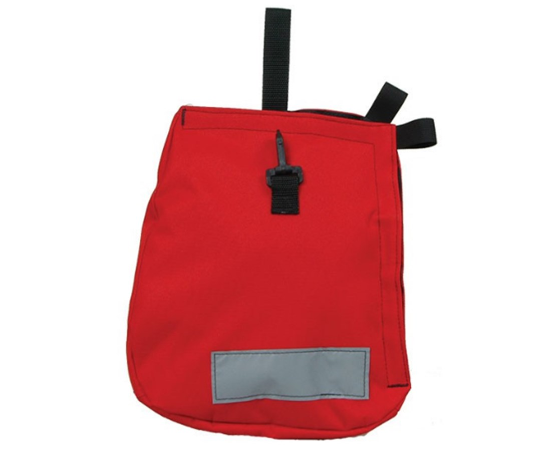 Seco SCBA Mask Ez-Snap Pouch SEC8867-00-RED