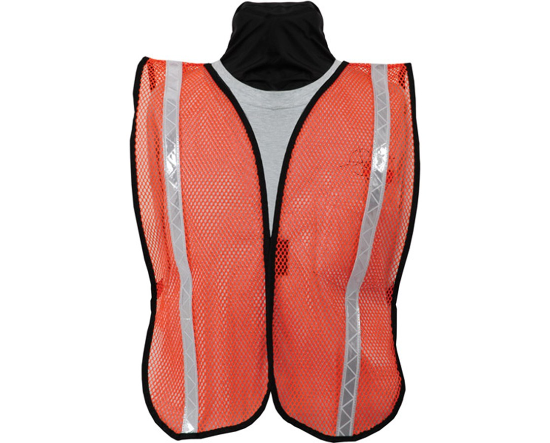 Seco 8076 Reflective Economy Nylon Mesh Safety Vest SECO8076