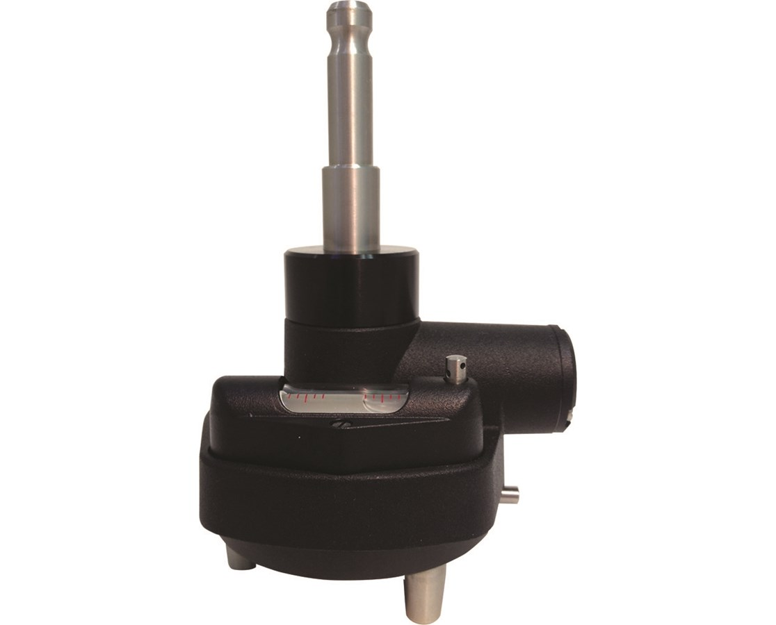 Seco Rotatable Prism Holder with Swiss-Style Locking Pin SECRT481W-BLK