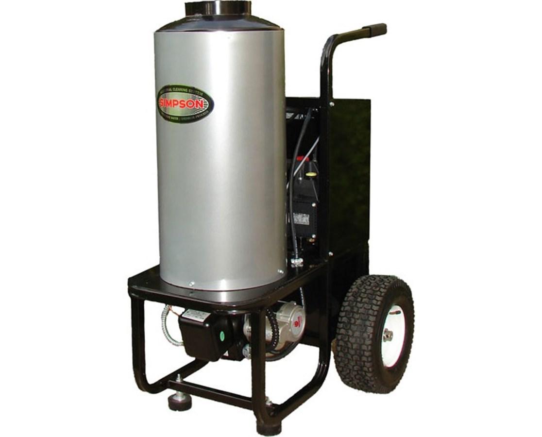 Simpson Vertical Hot Water Power Washer Series SIM60363-