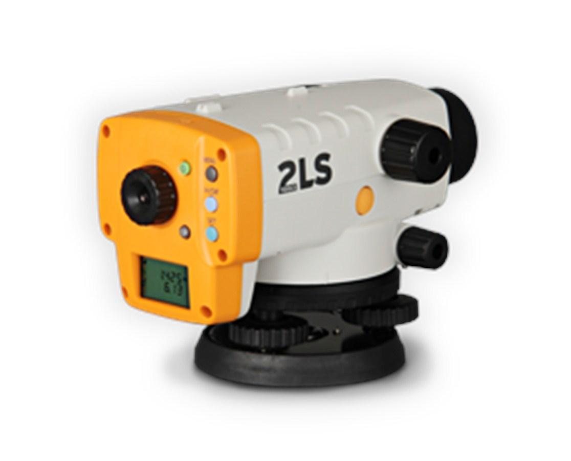 Topcon 2LS Orion+ Digital Auto Level SOK318306101-