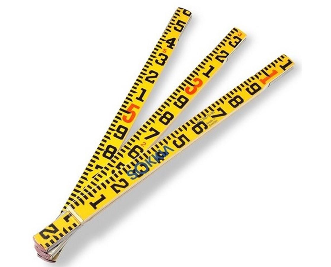 Sokkia 9-1/2 Foot Builders Mini Grade Rod 807551