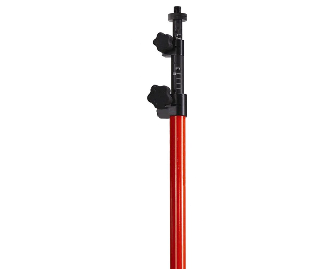 Sokkia 12-Foot Pro Series Aluminum Prism Pole 808201