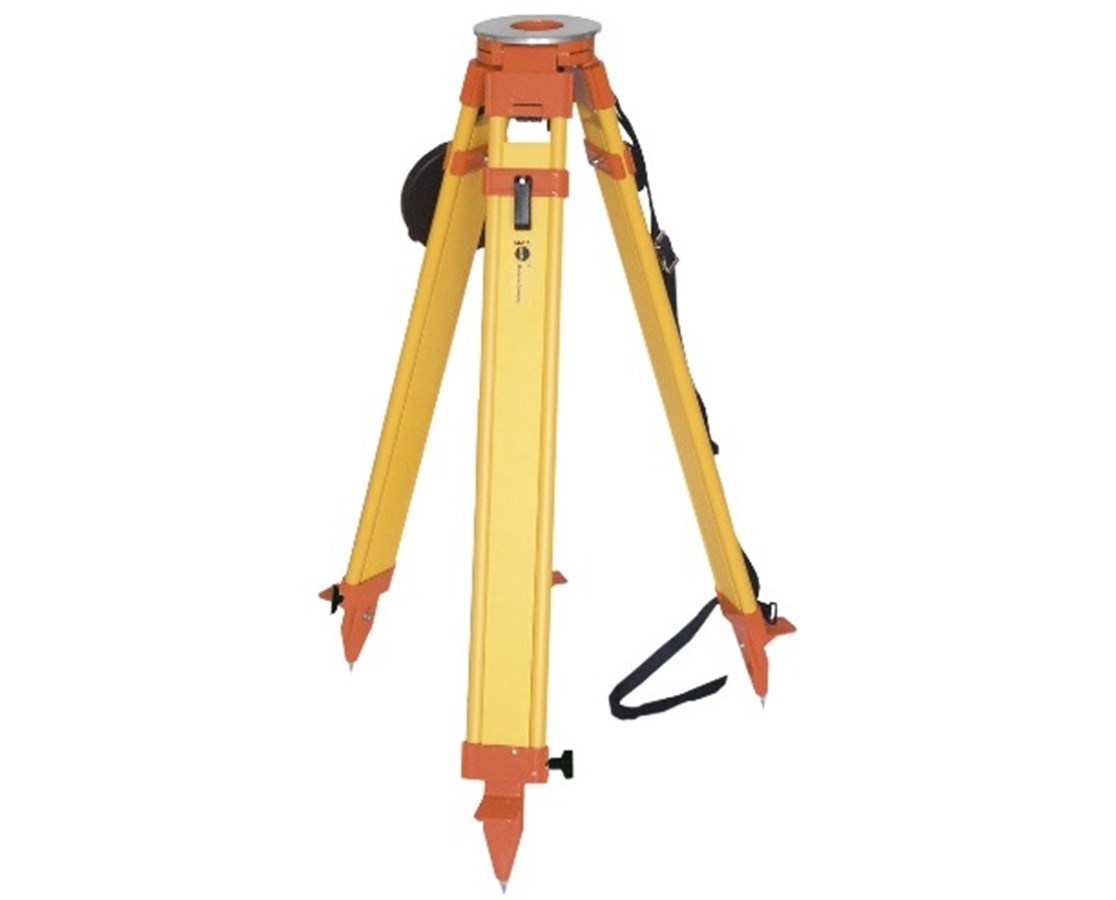 Sokkia 809501 Nedo Surveyors Grade Wooden Tripod with Dual Clamp SOK809501