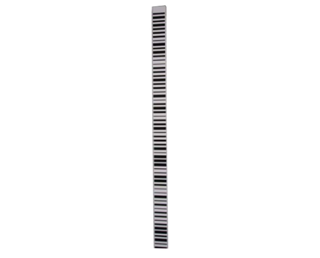 Sokkia BAS55 5-Meter Aluminum Barcode Grade Rod 210164300